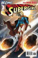 Supergirl Vol 6 1