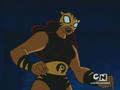 Pantha Teen Titans 001