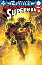 Superman Vol 4 15 Variant