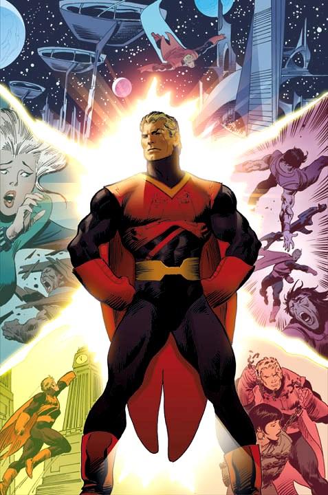 Superman Just Imagine 001