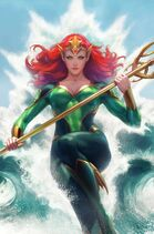 Mera Queen of Atlantis Vol 1 1 Textless Variant