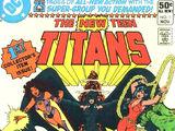 Os Novos Titãs Vol 1