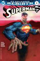 Superman Vol 4 8 Variant