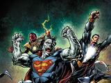 Liga da Injustiça (Terra Primal)