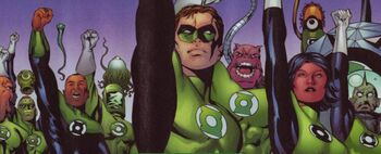 Green Lantern Corps 004