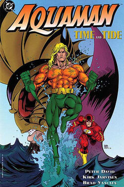 Aquaman Time and Tide TP