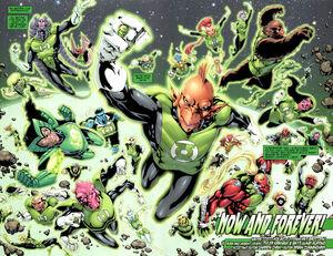 Green Lantern Corps 012