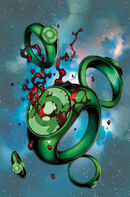 Green Lantern The Lost Army Vol 1 1 Textless