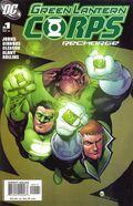 Green Lantern Corps Recharge Vol 1 1