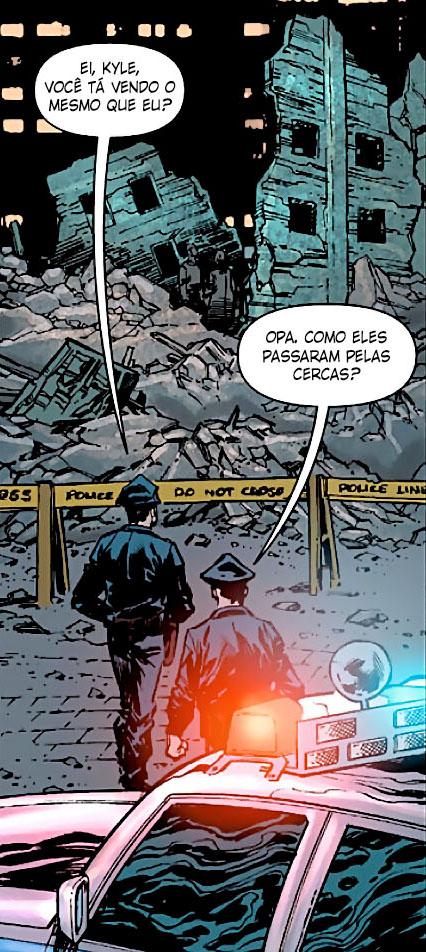 Policial Kanavan 00 Superman Vol 3