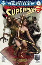 Superman Vol 4 35 Variant