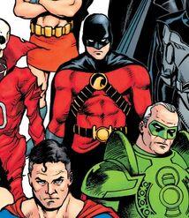 Red Robin Dick Grayson