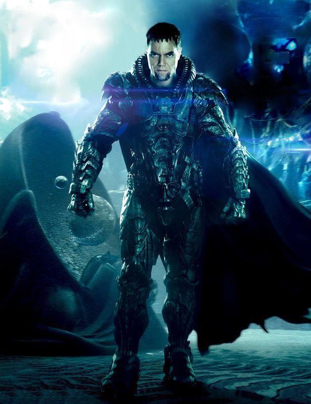 Zod Homem de Aço