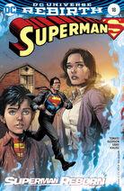 Superman Vol 4 18 Variant