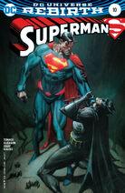 Superman Vol 4 10 Variant