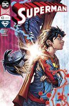 Superman Vol 4 43 Variant