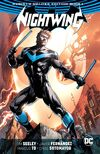 Nightwing - The Rebirth Deluxe Edition - Book 1