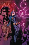 Raven Daughter of Darkness Vol 1 1 Textless