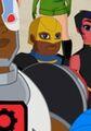 Guardian DC Super Hero Girls 0001