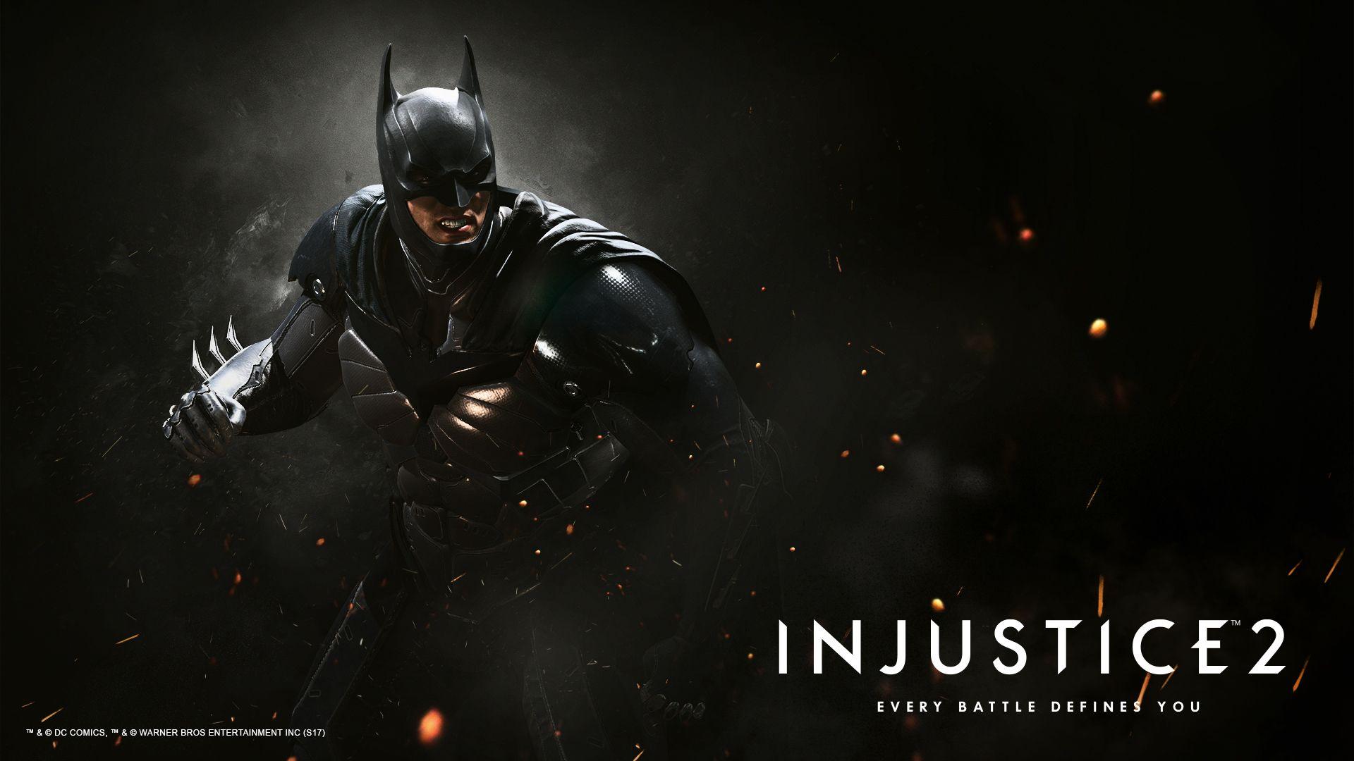 Batman Injustice 2 Wallpaper 0001