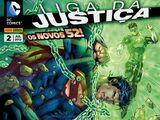 Liga da Justiça (Panini) Vol 2 2