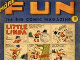 More Fun Comics/Capas
