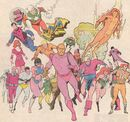 Legion of Super-Villains 02