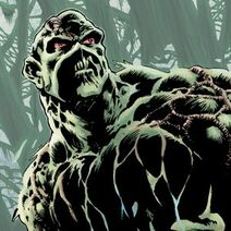 Thumb swamp thing new earth
