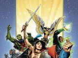 Liga da Justiça (Terra Primal)