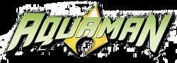 Aquaman Vol 7 logo