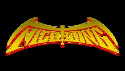 Nightwing Vol 1 Logo