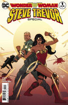 Wonder Woman Steve Trevor Special Vol 1 1