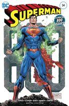 Superman Vol 4 34 Variant