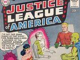 Liga da Justiça da América Vol 1 1
