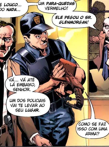 Policial Mortinez Action Comics Vol 2 1