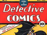 Detective Comics Vol 1 27