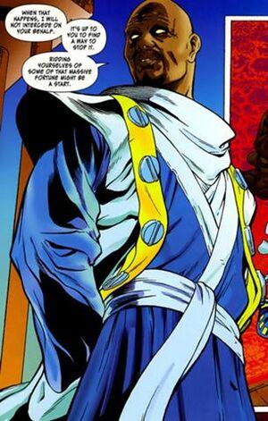 O Super Man tem habilidades mentais quase ilimitadas. Ele não conhece limites.