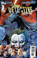 Detective Comics Vol 2 1
