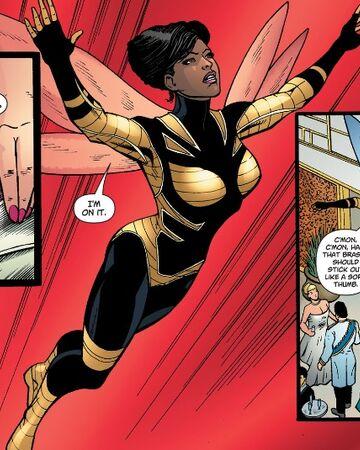 Karen Beecher (Nova Terra) | Wiki DC Comics | Fandom