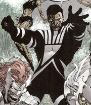 Black Lantern Garth