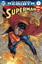 Superman Vol 4 31 Variant