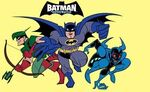 Batman the Brave and the Bold 01