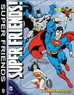 Super friends 1980 dvd