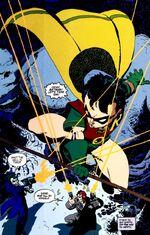 Grayson como Robin