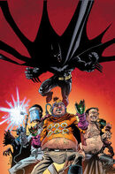 All Star Section Eight Vol 1 1 Textless Variant