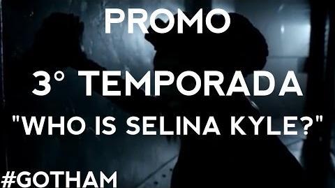 Victor damiãoRS/Gotham - Selina Kyle tem a mão leve no novo teaser da terceira temporada