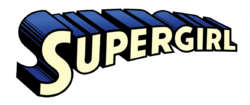 Logo Supergirl Vol 6