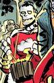 Bizarro Captain Marvel 001