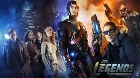 Victor damiãoRS/Legends of Tomorrow Assista ao primeiro trailer da série derivada de Arrow e The Flash