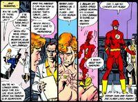 Wally se torna o novo Flash.